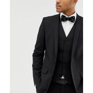 ASOS DESIGN bow tie with embellishment