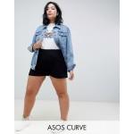 ASOS DESIGN Curve culotte shorts