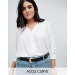 ASOS DESIGN Curve decorative jeans belt