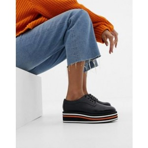 ASOS DESIGN Merciful flat shoes