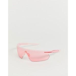 ASOS DESIGN small wrap visor sunglasses