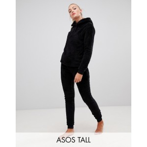 ASOS DESIGN Tall Lounge super soft hoody and jogger twosie