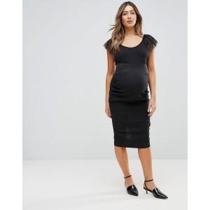 ASOS MATERNITY Tailored Workwear Skirt