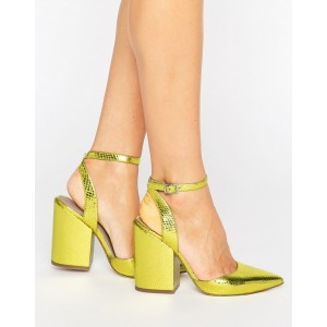 ASOS PICK N MIX Pointed Heels
