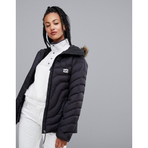 Billabong Soffya ski jacket in black