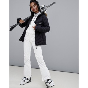 Billabong Terry ski pants in white