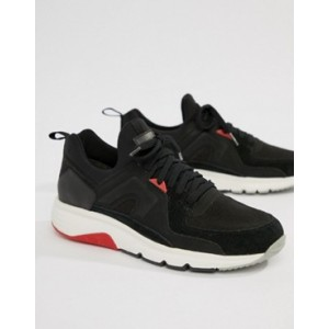 Camper Drift Chunky Sole Trainers In Black