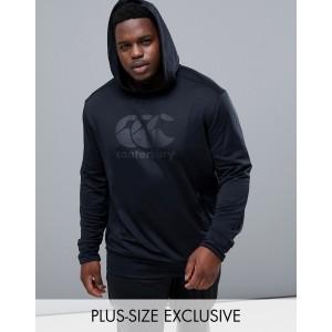 Canterbury PLUS Vapodri Hoodie In Black Exclusive To ASOS