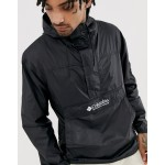 Columbia Challenger windbreaker in black