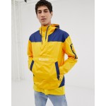 Columbia Challenger windbreaker in yellow