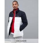 Columbia Exclusive to ASOS Pike Lake Jacket in White/Black