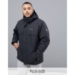 Columbia Plus Size Rugged Path Jacket in Black