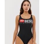 Diesel division logo swimsuit