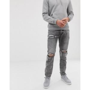 Diesel Mharky 90s slim fit jeans in 089AT grey