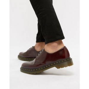 Dr Martens 1461 3-eye shoes in red