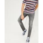Esprit Organic Slim Fit Jeans In Grey Wash