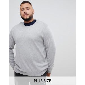 Jack & Jones Essentials Plus Size Knitted Sweater