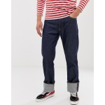 Kings Of Indigo organic cotton Lucius straight dry selevedge jeans