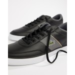 Lacoste Court Master 318 1 sneakers in black