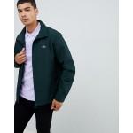 Lacoste zip through jacket in green