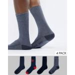Levis socks 4 pack gift set