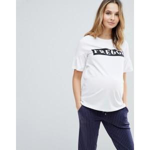 Mamalicious Slogan Print Preggo T-Shirt