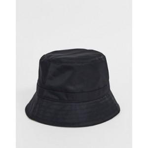 Monki bucket hat in black