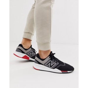 New Balance 247 v2 sneakers in black