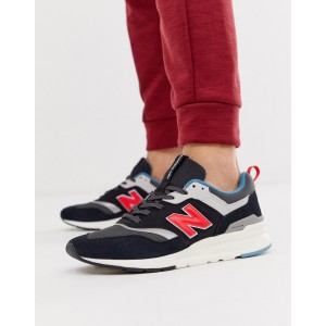 New Balance 997 Sneakers in black