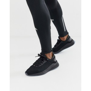 New Balance running Lazr sneakers in black