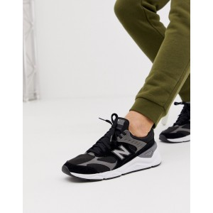 New Balance X90 Sneakers in black