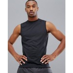 New Look SPORT vest in black