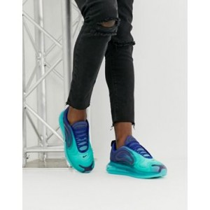 Nike Air Max 720 sneakers in blue AO2924-400