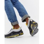 Nike Air Max 97 Trainers In Black 921826-008