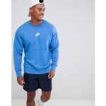 Nike Heritage Sweatshirt In Blue 928427-403