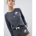 Nike vintage sweatshirt in grey