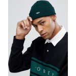 Obey Beanie in green
