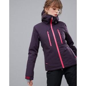 Protest Giggile 18 ski jacket in black
