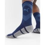 Puma Football Training Socks In Navy 655798-03