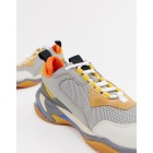 Puma Thunder Spectra Gray Sneakers