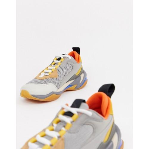 푸마 Puma Thunder Spectra Gray Sneakers