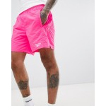 Reebok Vector Shorts In Pink DN9699