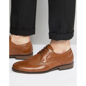 River Island brogues in brown