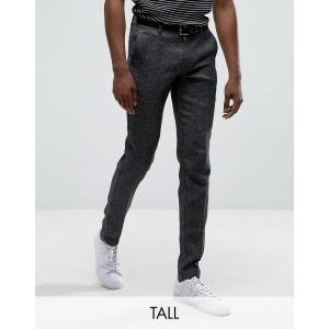 Selected Homme Skinny Smart Salt N Pepper Pants