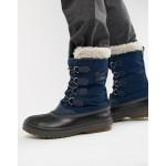 SOREL Pac nylon snow boots in blue