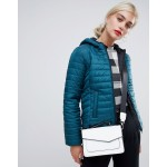 Stradivarius basic padded jacket