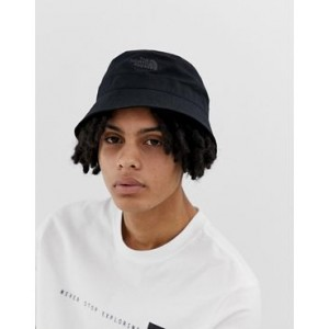 The North Face Cotton Bucket hat in black