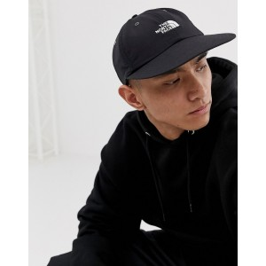 The North Face Throwback Tech cap in black