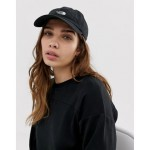 The North Face Washed Norm cap in black