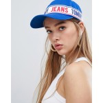 Tommy Jeans logo tape cap